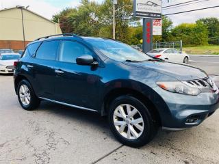 Used 2011 Nissan Murano AWD-Air-Bluetooth-Siége Chauffant-Jamais Accidenté for sale in Laval, QC