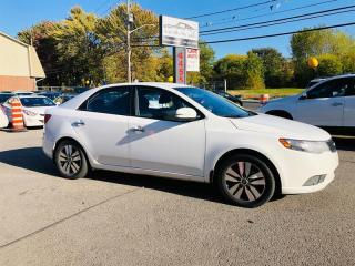 Used 2013 Kia Forte Air-Mags-Bluetooth-Siéges Chauffant for sale in Laval, QC
