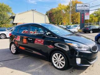 Used 2014 Kia Rondo Wagon-Auto-Air-Cuir-Mags-Siége Chauffant-1 Proprio for sale in Laval, QC