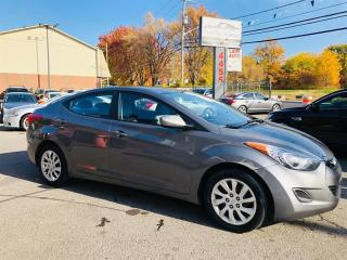 Used 2012 Hyundai Elantra Auto-Air-Bluetooth-Groupe Electrique-Econo for sale in Laval, QC
