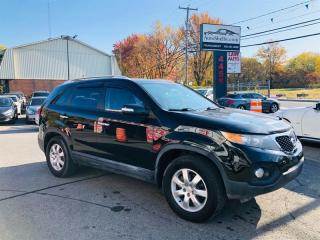 Used 2011 Kia Sorento Air-Bluetooth-Sonar-1 Proprio-Jamais Accidentée for sale in Laval, QC