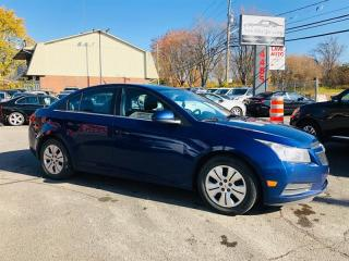 Used 2013 Chevrolet Cruze Air-Automatic-Bluetooth-Groupe Electrique for sale in Laval, QC