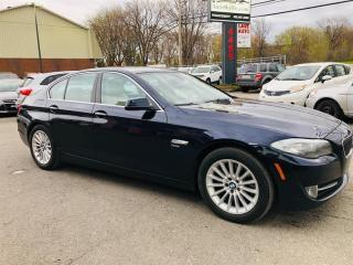 Used 2011 BMW 5 Series for sale in Laval, QC