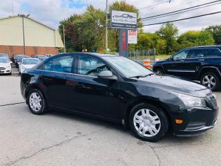 Used 2011 Chevrolet Cruze 1.8L Ecotec-Air-Bluetooth-Groupe Electrique-Econ for sale in Laval, QC