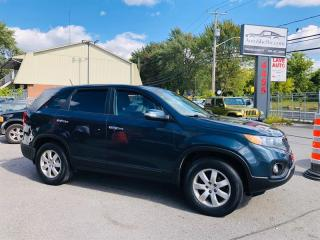 Used 2011 Kia Sorento Air-Bluetooth-Siége Chauffant-Jamais Accidentée for sale in Laval, QC