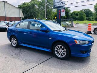 Used 2010 Mitsubishi Lancer SE-Air-Toit-Mags-Bluetooth-Sièges Chauffants for sale in Laval, QC