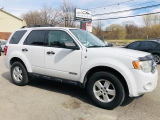 Used 2008 Ford Escape XLT-Groupe Electrique-Mags for sale in Laval, QC