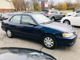 Used 2002 Toyota Corolla 4 Portes-Automatic-Air for sale in Laval, QC