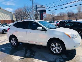 Used 2008 Nissan Rogue SL-Automatic-Jamais Accidenter for sale in Laval, QC