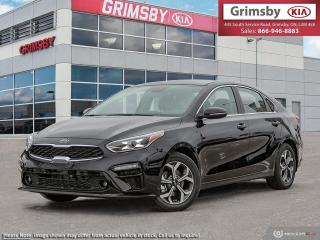 New 2020 Kia Forte EX for sale in Grimsby, ON