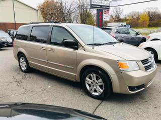 Used 2008 Dodge Grand Caravan 39$* Par Semaine/Financement for sale in Laval, QC