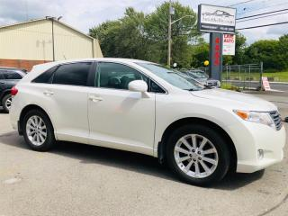 Used 2009 Toyota Venza Wgn-AWD-Air-Cuir-Mags-Siége Chauffant-Fog Lights for sale in Laval, QC