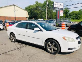 Used 2009 Chevrolet Malibu 2.4L-Air-Cuir-Mags-Toit-Cruse-Siéges Chauffant for sale in Laval, QC