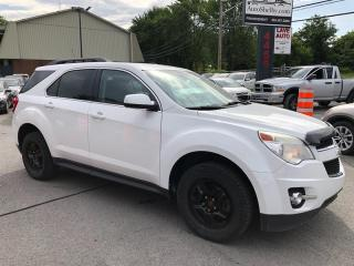 Used 2010 Chevrolet Equinox 2.4L-Air-Bluetooth-Siége Chauffant-Cruse-1 Proprio for sale in Laval, QC
