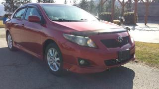 Used 2010 Toyota Corolla S 4-Speed AT for sale in West Kelowna, BC
