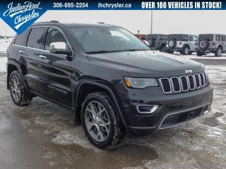 New 2020 Jeep Grand Cherokee Limited 4x4 | Bluetooth | Leather | Sunroof for sale in Indian Head, SK