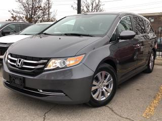 Used 2017 Honda Odyssey EX-L for sale in Toronto, ON