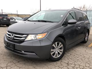 Used 2017 Honda Odyssey EX for sale in Toronto, ON