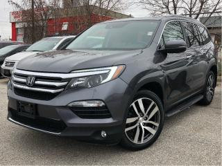 Used 2017 Honda Pilot Touring, one owner, low mileage for sale in Toronto, ON