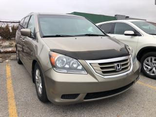 Used 2008 Honda Odyssey EX, outstanding value for sale in Toronto, ON