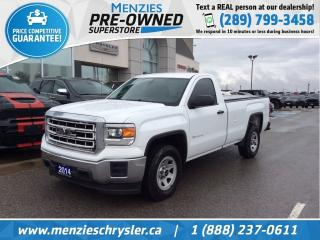 Used 2014 GMC Sierra 1500 Long Box, Low Kms, Accident Free for sale in Whitby, ON