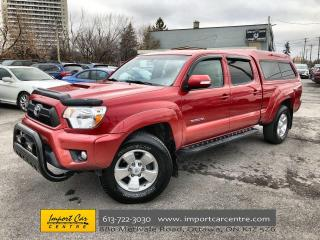 Used 2014 Toyota Tacoma V6 FULLY LOADED  MINT  TRD EXHAUST  CAP for sale in Ottawa, ON