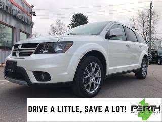 Used 2016 Dodge Journey RT RALLYE | AWD | Sunroof | Heated Seats | Remote for sale in Mitchell, ON