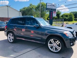 Used 2011 Mercedes-Benz GLK-Class for sale in Laval, QC