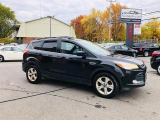 Used 2014 Ford Escape 4WD-Siége Chauffant-1 Proprio-Jamais Accidentée for sale in Laval, QC