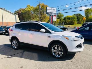 Used 2013 Ford Escape SEL-4WD-Cuir-Siéges Chauffant-Jamais Accidentée for sale in Laval, QC