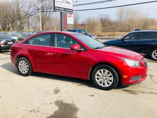 Used 2011 Chevrolet Cruze 33$* Par Semaine/Financement for sale in Laval, QC