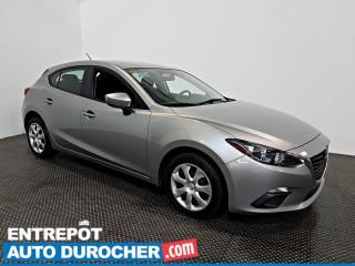 Used 2015 Mazda MAZDA3 GX Automatique - AIR CLIMATISÉ - Groupe Électrique for sale in Laval, QC