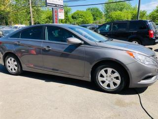 Used 2011 Hyundai Sonata 2.4L-Tres Econo-Air-Auto-Bluetooth-Siège chauffant for sale in Laval, QC