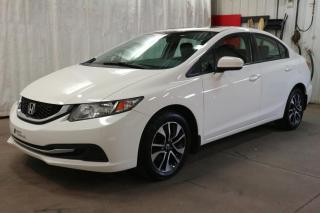 Used 2015 Honda Civic EX 4 portes, boîte automatique for sale in La Malbaie, QC