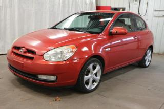 Used 2007 Hyundai Accent Hayon 3 portes, boîte manuelle, GS for sale in La Malbaie, QC