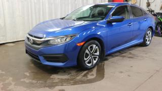 Used 2016 Honda Civic LX for sale in La Malbaie, QC