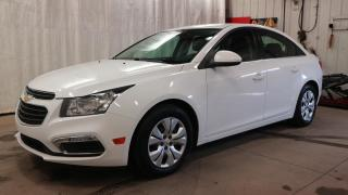 Used 2016 Chevrolet Cruze Ltd Lt for sale in La Malbaie, QC