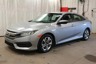 Used 2016 Honda Civic LX 4 portes CVT for sale in La Malbaie, QC