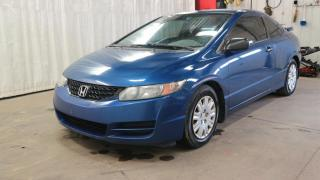 Used 2010 Honda Civic DX for sale in La Malbaie, QC