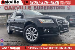 Used 2016 Audi Q5 2.0T PROGRESSIV | HTD SEATS | PANO ROOF | SENSORS for sale in Oakville, ON