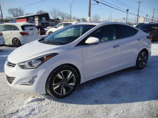 Used 2015 Hyundai Elantra Limited NAV-TECH PCKG 17