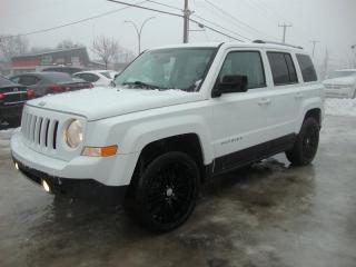 Used 2016 Jeep Patriot AWD LIMITED CUIR-TOIT-NAVIGATION 20