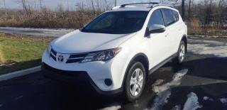 Used 2015 Toyota RAV4 FWD 4dr LE for sale in Montréal, QC