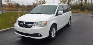 Used 2018 Dodge Grand Caravan SXT Premium Plus 2WD for sale in Montréal, QC