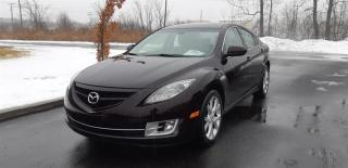Used 2009 Mazda MAZDA6 4dr Sdn i Touring for sale in Montréal, QC