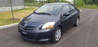 Used 2007 Toyota Yaris 4DR SDN for sale in Montréal, QC