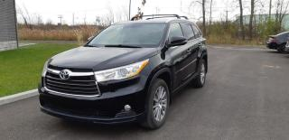 Used 2016 Toyota Highlander AWD 4DR XLE for sale in Montréal, QC