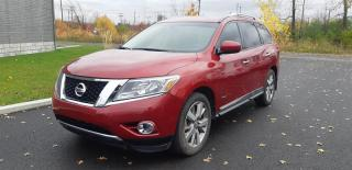 Used 2014 Nissan Pathfinder 4WD 4dr Hybrid for sale in Montréal, QC