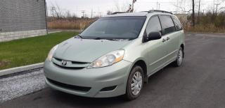 Used 2006 Toyota Sienna 5DR CE for sale in Montréal, QC