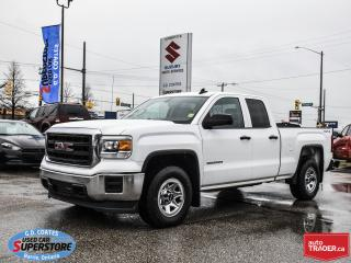 Used 2015 GMC Sierra 1500 Extended Cab 4x4 ~5.3L V8 ~Backup Cam ~Trailer Tow for sale in Barrie, ON